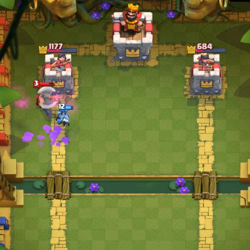 executioner-minion horde