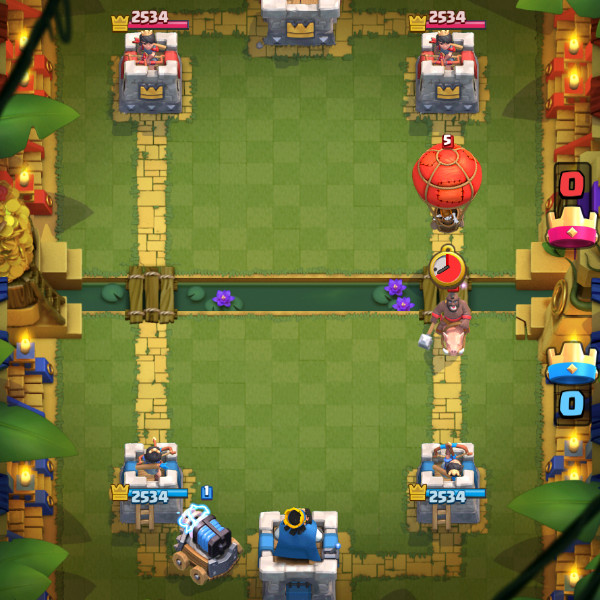 Incredible-Hog-Rider-Deck-with-Balloon-clash-royale-kingdom