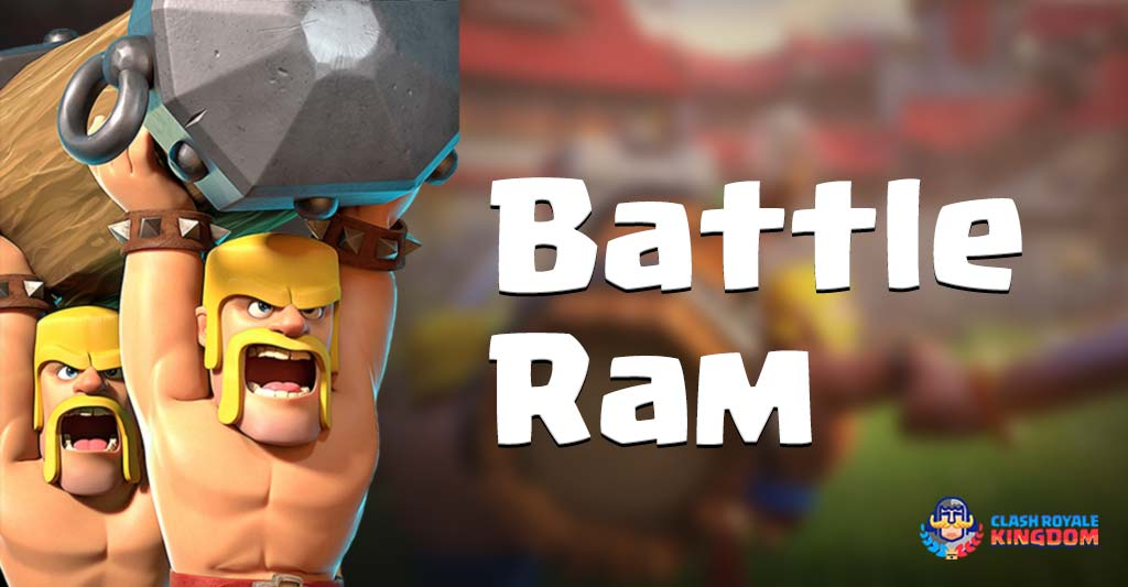 Battle Ram with Two Abilities
