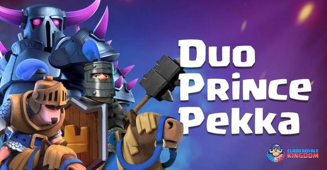 Best Duo Prince Pekka Deck
