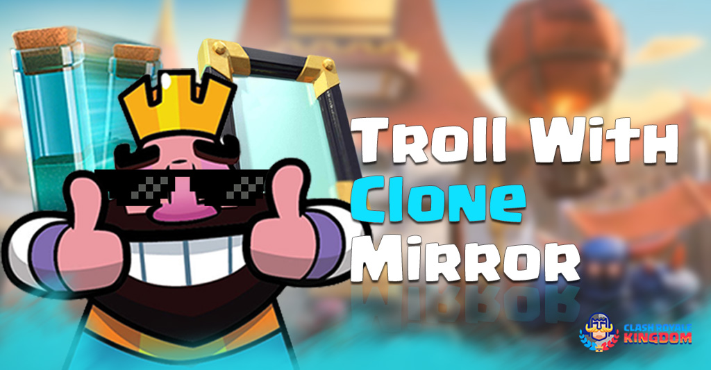 Funny Mirror Clone Tips & Tricks