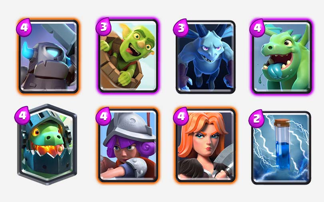 The-best-Mini-Pekka-deck-clash-royale-kingdom