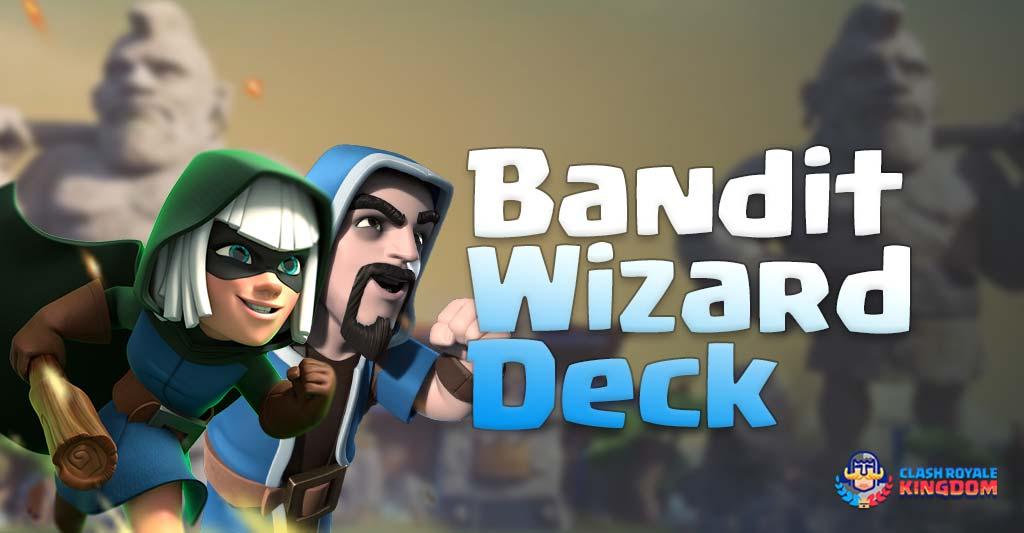 Bandit Wizard Deck