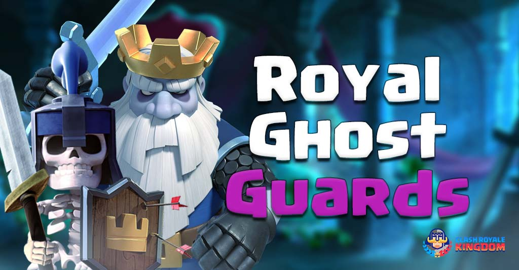 Royal Ghost Guards Deck