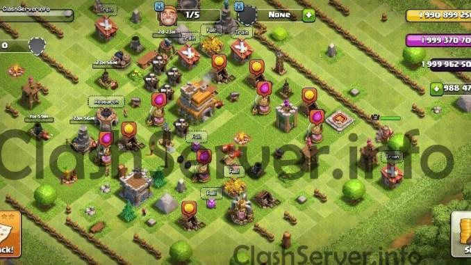 clash of lights mod apk new version