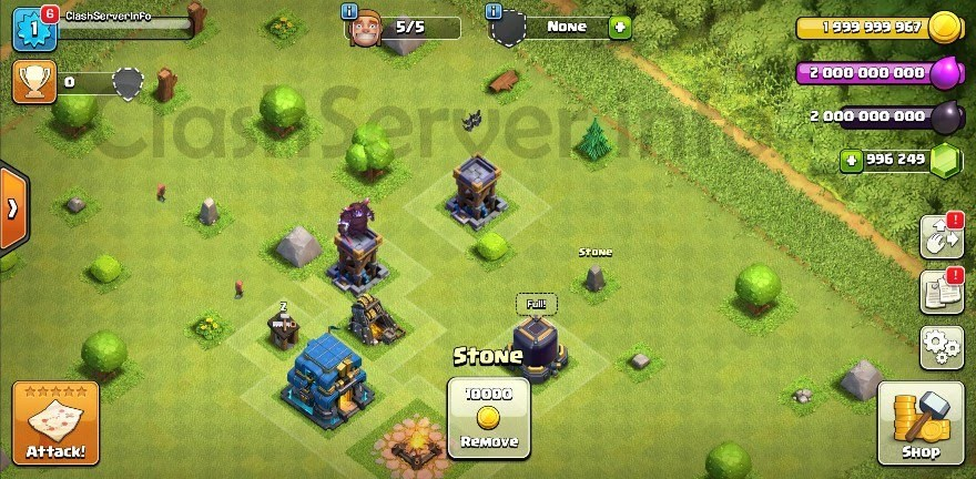 clash of clan magic hack apk download