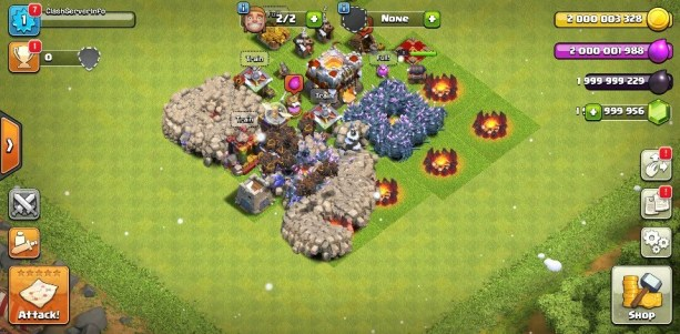 ToxicLand Apk Clash of Clans Private Server 2019