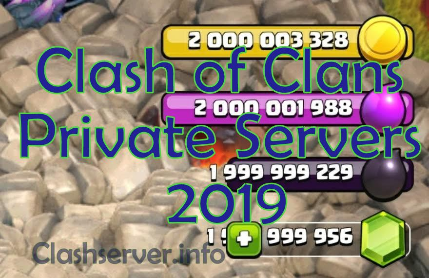 download clash of clans latest version 2019