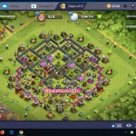 Clash of Clans for Windows 10 Loading 2019