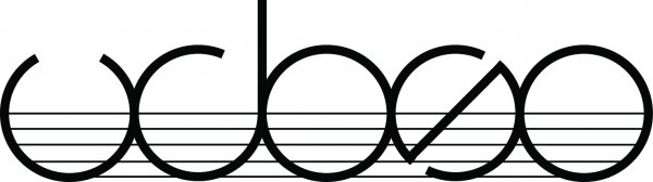 Logotipo de la Orquesta Sinfonica de la Universidad de Berkeley
