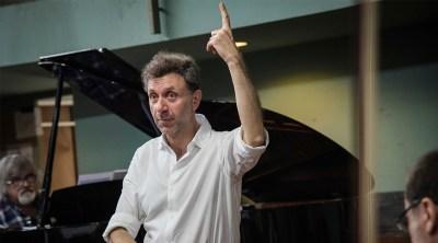 Gustavo Fontana por Alba Barelli