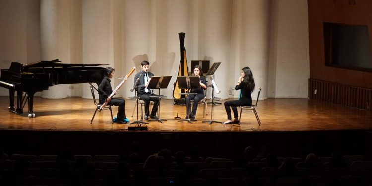 Cuarteto Anahí Vilte,Emanuel Aguirres,Ailín Jobani, Ilona Galvez