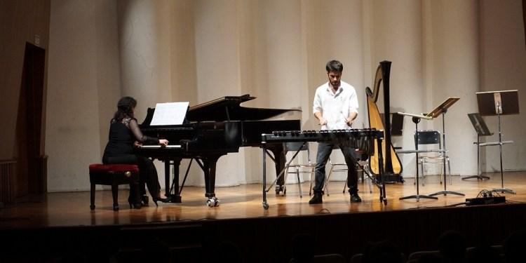 Rodrigo Martínez y Candela Sequeiros