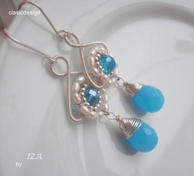 cercei-jad-albastru