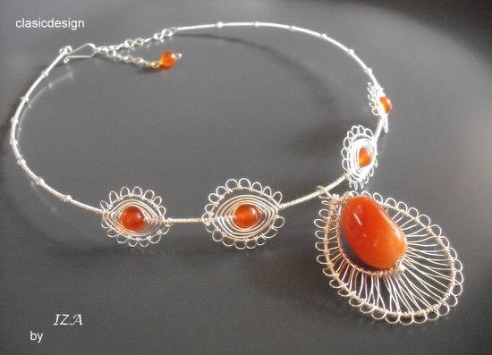 bijuterii-coliere-carneol-agate