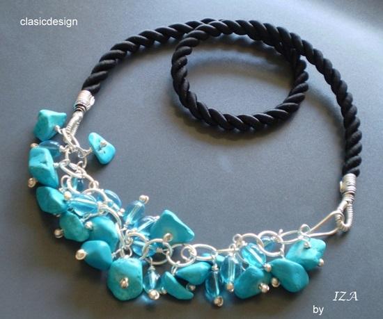 bijuterii- turcoaz-coliere