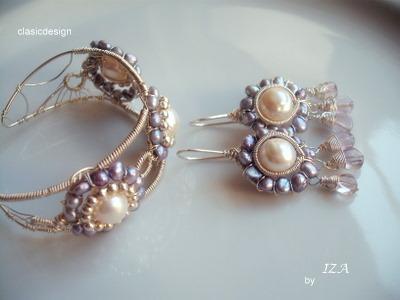 bijuterii perle-eau de lavande