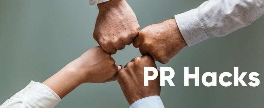 How to take control of your PR…TODAY!