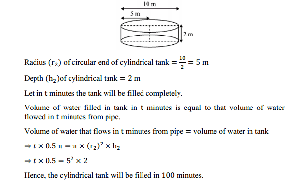 NCERT Solutions for Class 10 Maths Chapter 13 Surface Areas and Volumes Ex 13.3 9