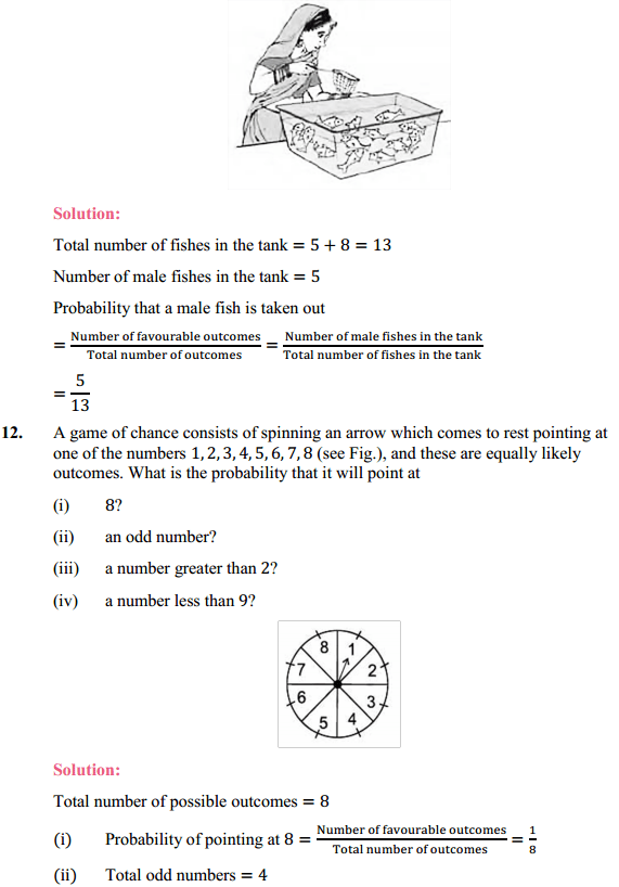 NCERT Solutions for Class 10 Maths Chapter 15 Probability Ex 15.1 5