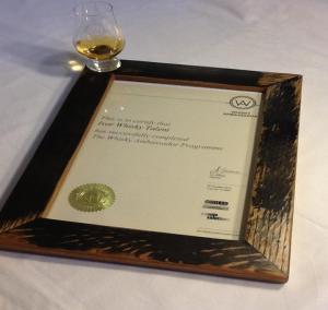Introducing-The-Whisky-Ambassador-leaflet-registered