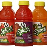 V8 Splash Class Action Lawsuit Says Fruit Juice is Nothing But Sugar Water