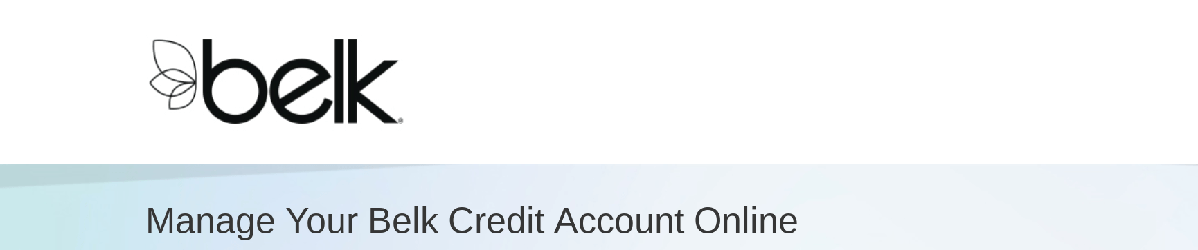 belkcredit.com activate