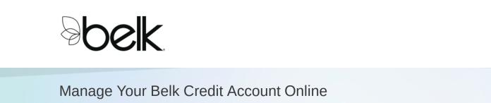 belkcredit.com activate