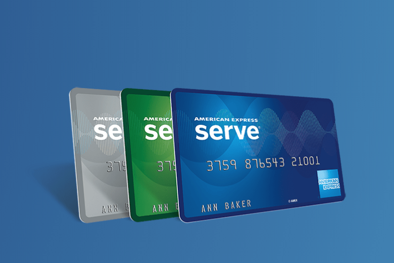 serve.com/activate card