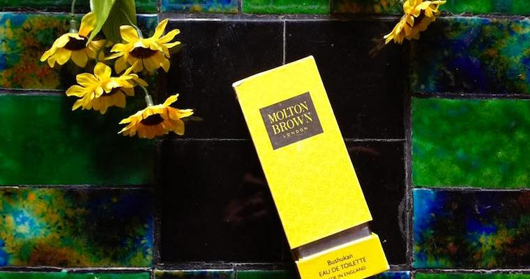 Molton Brown London's Bushukan Fragrance Is Perfect For Summer