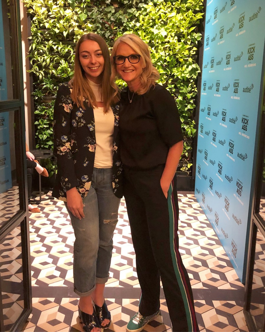 "Audible Celebrates The Release Of Audible Original ""Kick Ass With Mel Robbins"" At Sixty Soho Hotel"