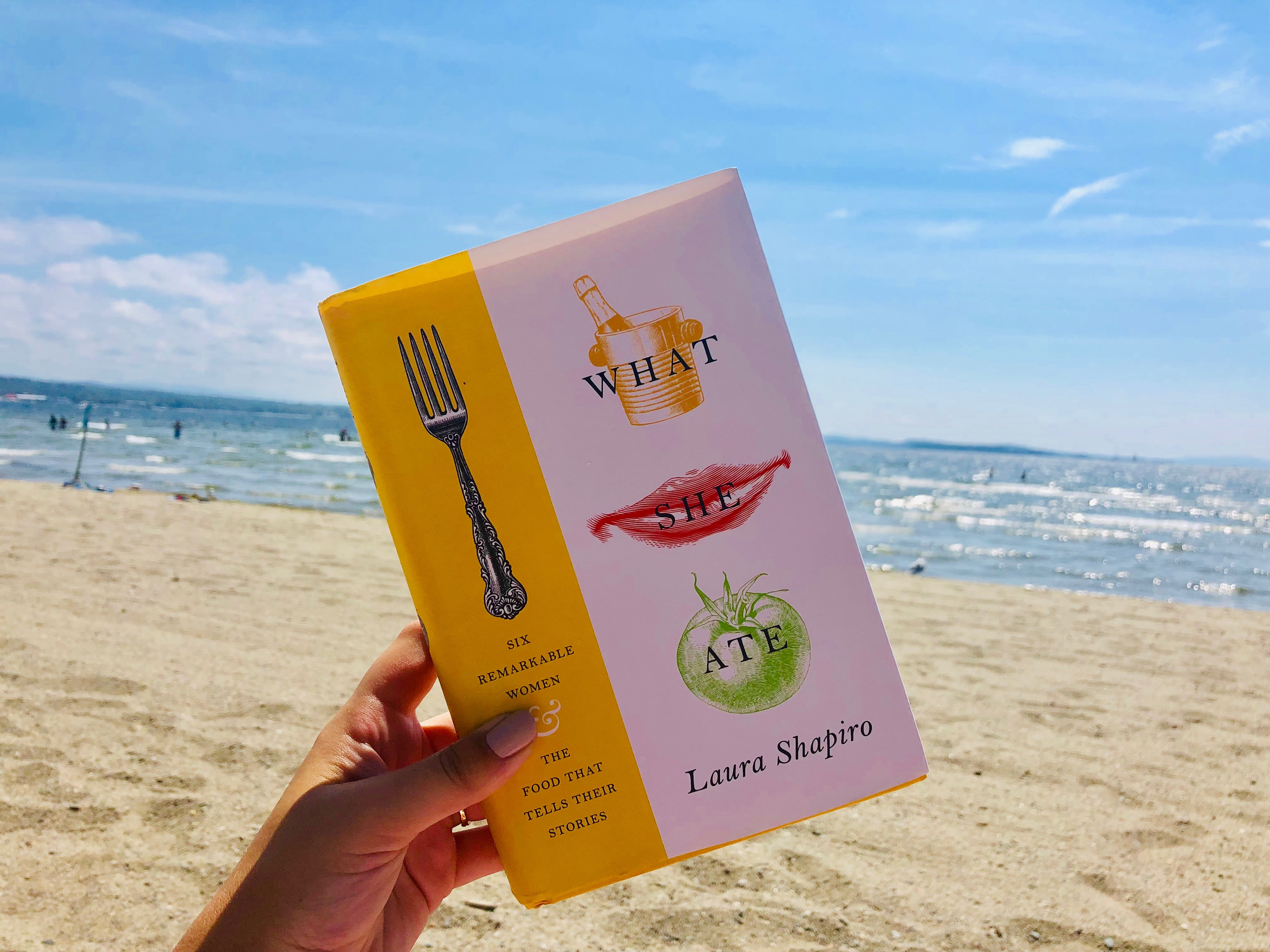 Book Review: What She Ate by Laura Shapiro