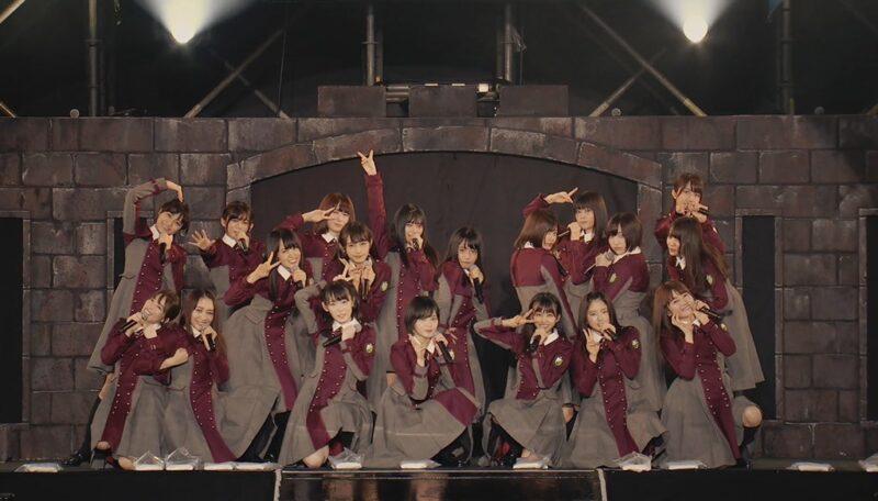 欅坂46「制服と太陽」