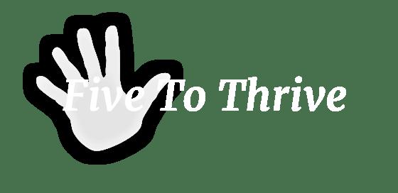 Five To Thrive (logo)