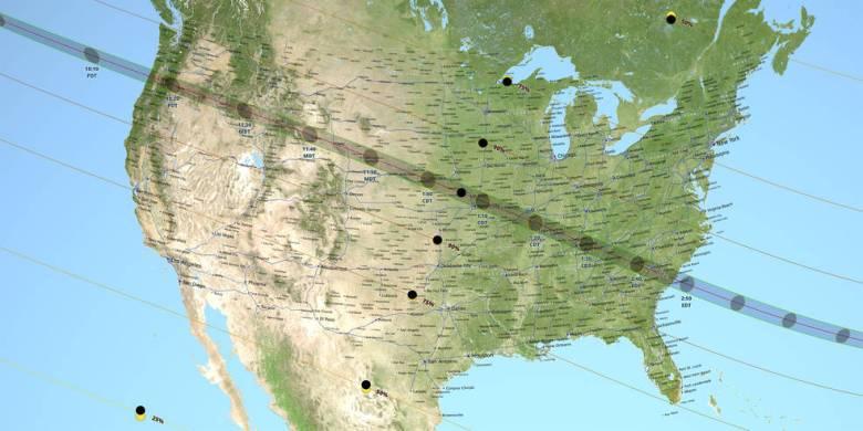 Aug. 21, 2017 Total Solar Eclipse