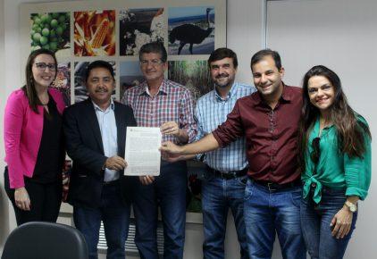 Emenda parlamentar de Roberto Carlos permite construção do Centro de Comercialização de Animais de Senhor do Bonfim