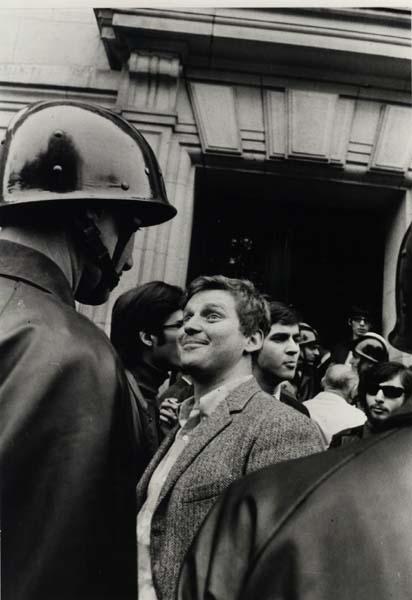 Mai 68 : Daniel Cohn-Bendit