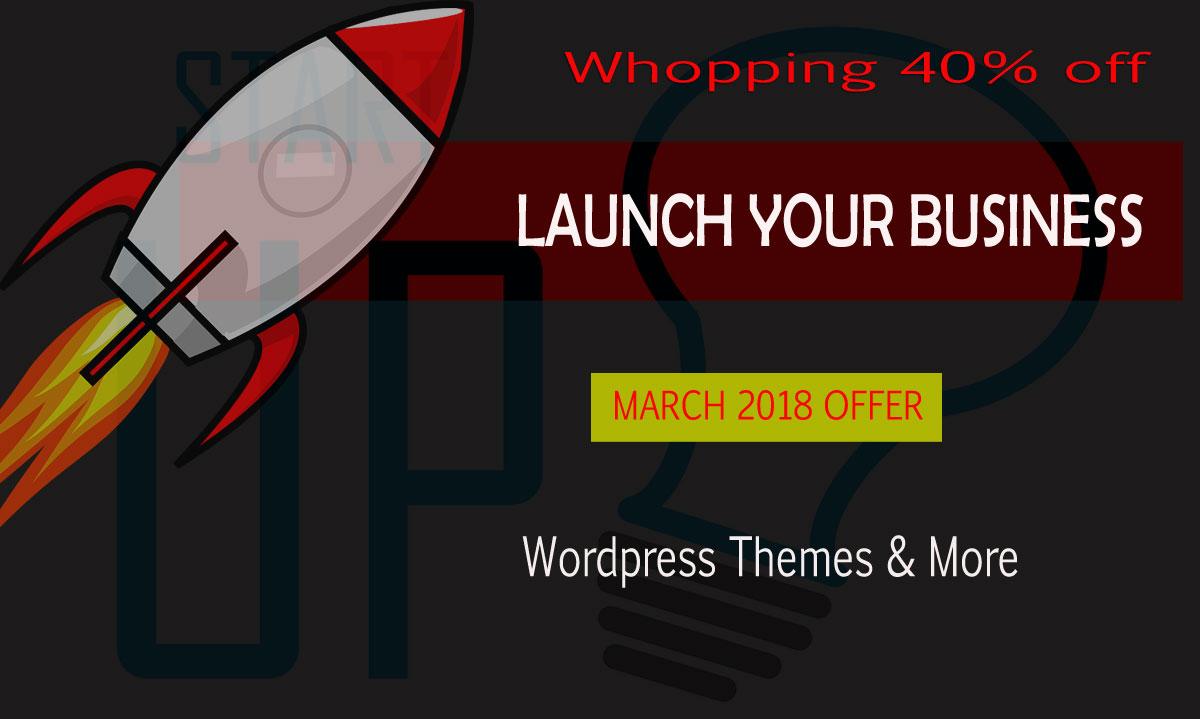 march-2018-offer-wordpress-theme