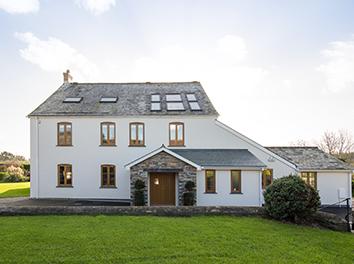 Dunstan Lodge – Cornwall