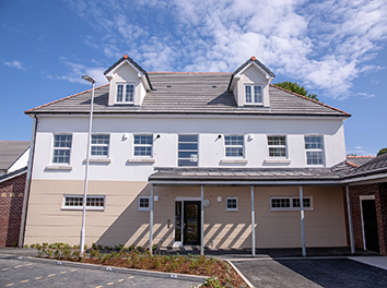 New Family Homes Built in Plymstock