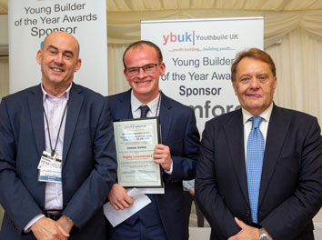 Classic Builders' Employee Gains National Recognition