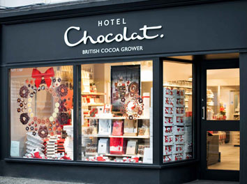 Major Refurbishment Brings Hotel Chocolat to Truro