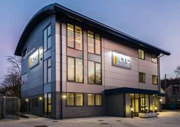 Classic Builders Build New Commercial Centre for LTC Group in Devon