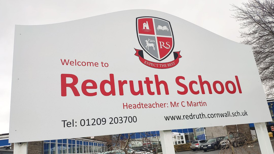 Redruth-School