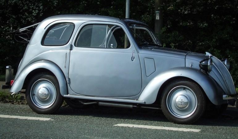 """Fiat 500 Topolino – 1939 – ex """"Duke of Westminster"""""""