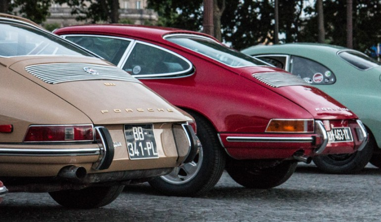 Urban Outlaw Paris con Magnus Walker