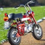 Honda Z50 Monkey Bike Road Test Classic Motorbikes