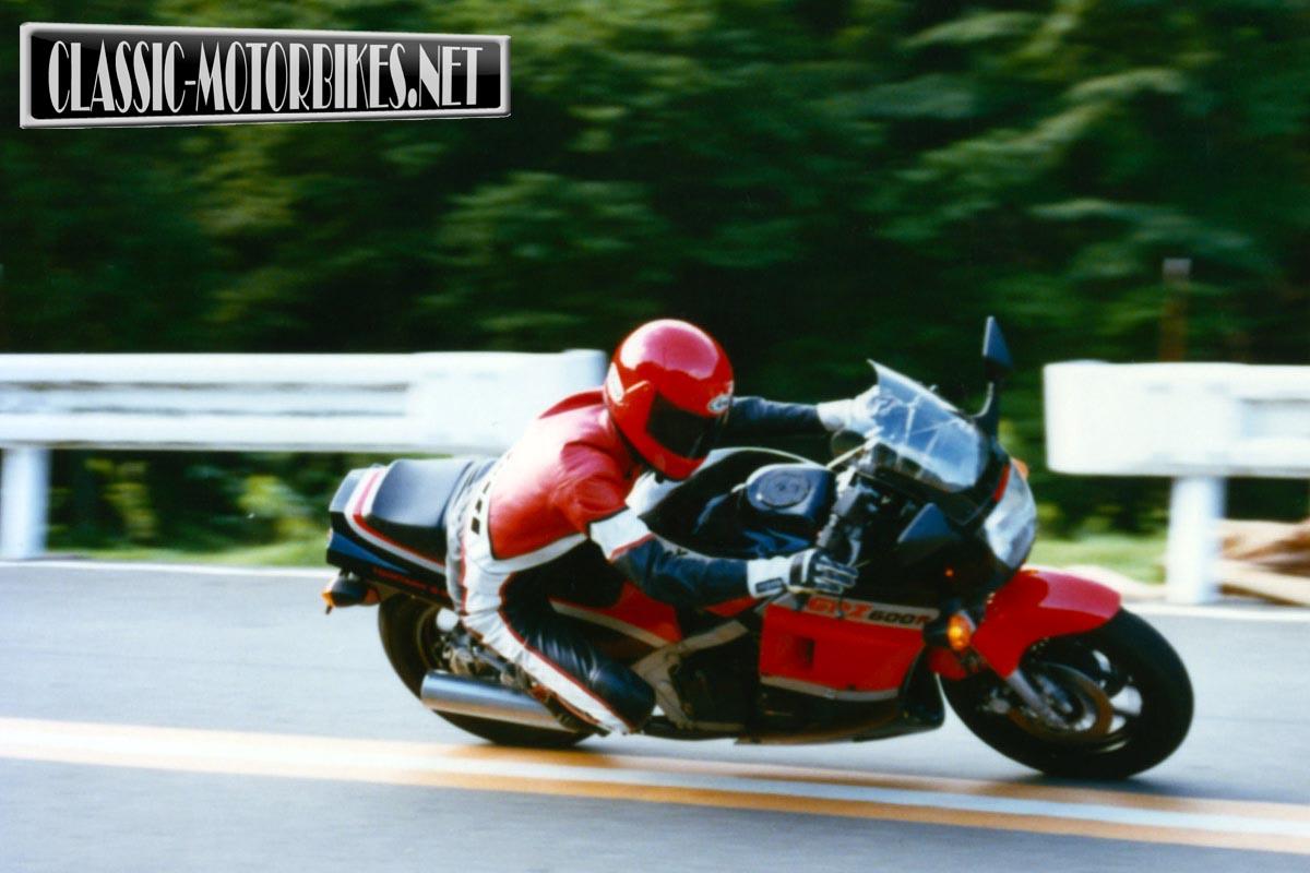 Kawasaki Gpz600r The Forgotten Superbike