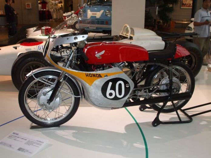 Honda RC143 đời 1960