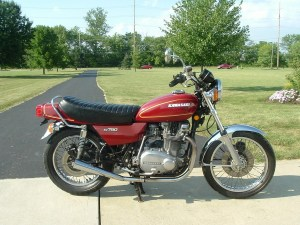 Kawasaki KZ750 Gallery  Classic Motorbikes